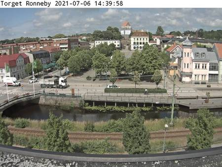Torget i Ronneby