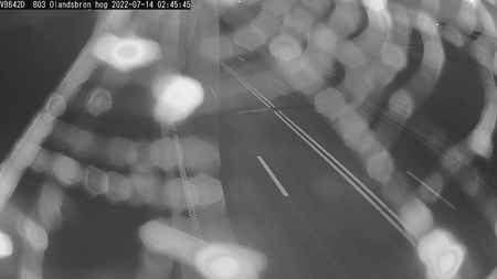 Trafikkamera - Kalmar /Svinö, Ölandsbron